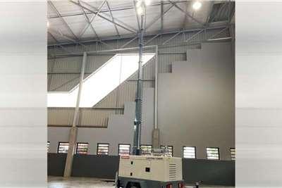 WAHA Lighting Tower & Generator Light towers