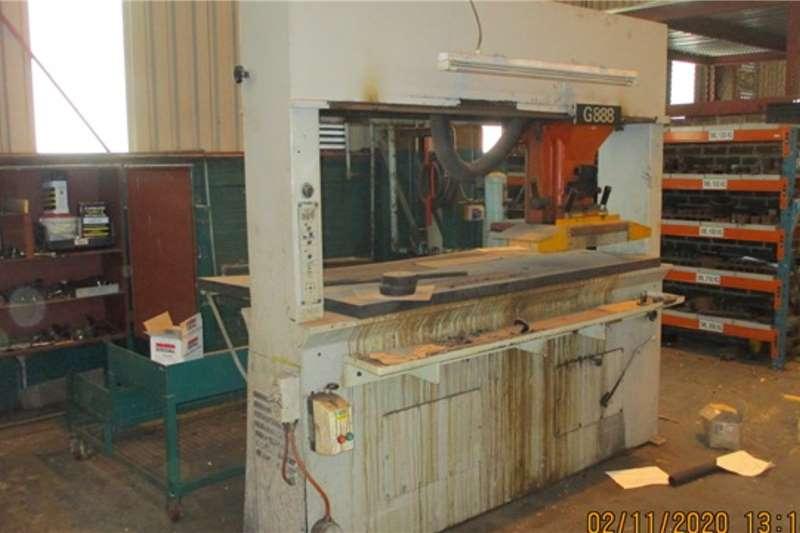 WAHA Punching Machine Punching and notching machine