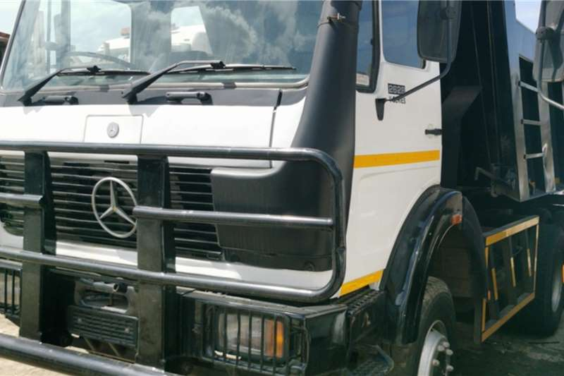 WAHA Mercedes Benz 2628 Rock Tipper Rock truck