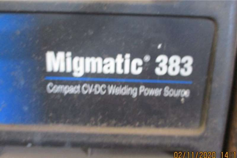 WAHA Mig Welding Machine Welding machines
