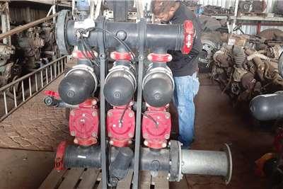 Arkal Spinkleen Water Filtration System 10 Bar Water pumps