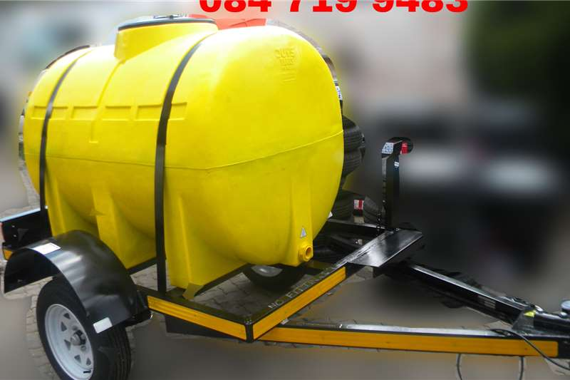 Water Tankers 1000 Liter Water Bowser 2020