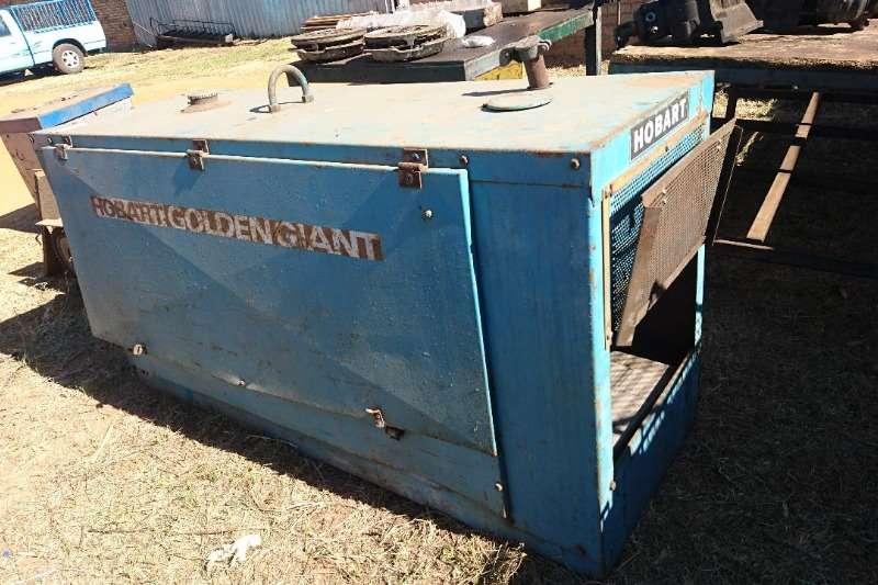 Welding Machines Hobart - 3 pHase Generator / Welder