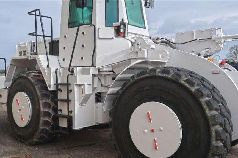 Armoured Caterpillar 972 Wheeled Loader Wheel loader