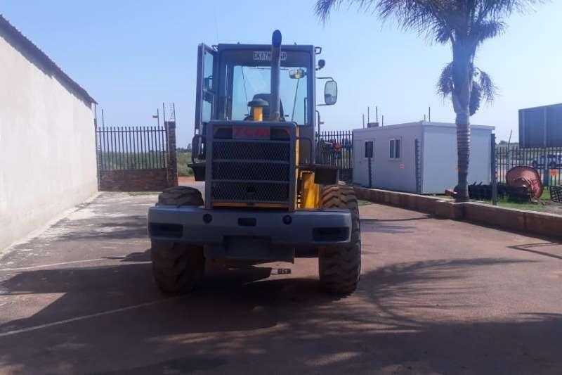 Construction Wheel loader