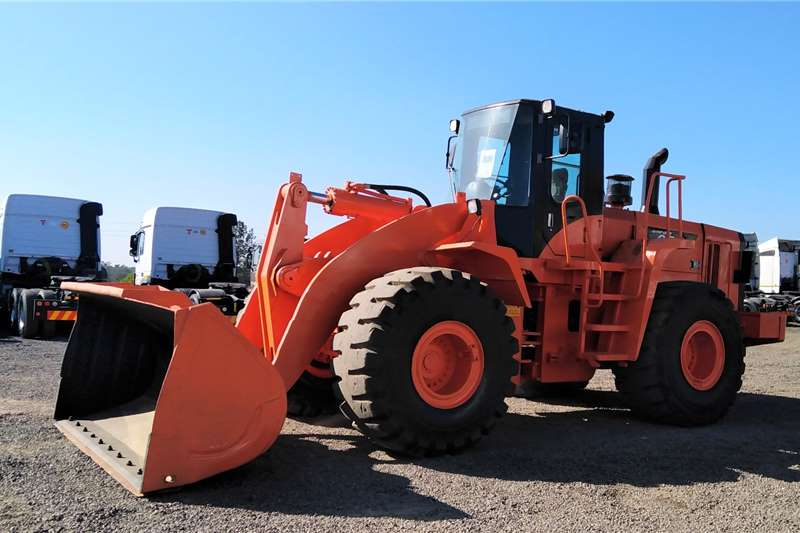 2008 Doosan  DOOSAN MEGA 400V WHEEL LOADER