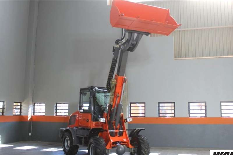 2020 Everun  ER1500 4-Series Telescopic Loader