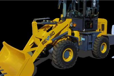 REVARO T REX915 Wheel loader