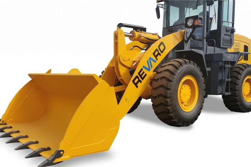 REVARO T REX936 Wheel loader
