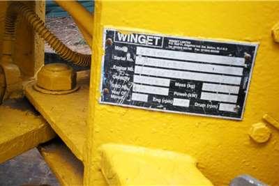 Winget Winget 4B3000 Dumper 4x4 Dumpers