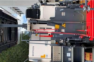 Wirtgen W100CF Milling machine