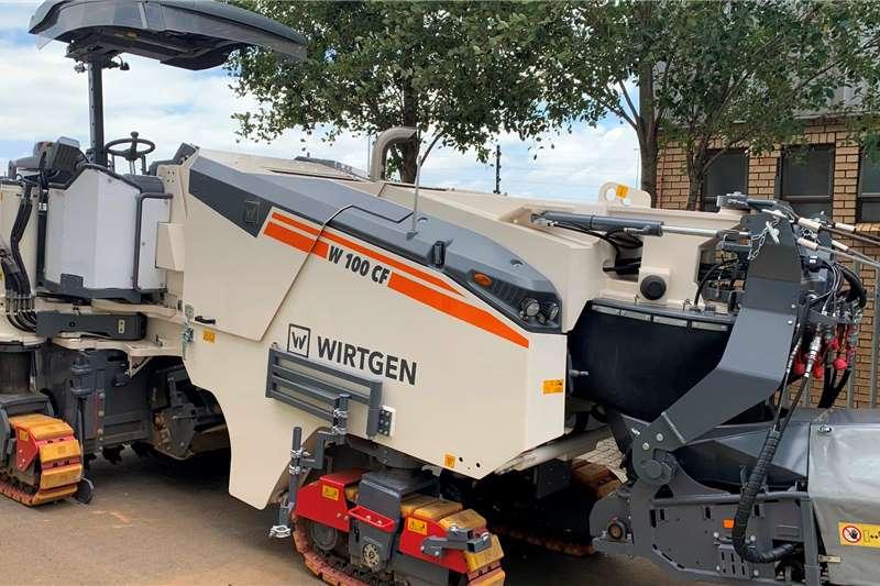Wirtgen Milling machine W100CF 2018