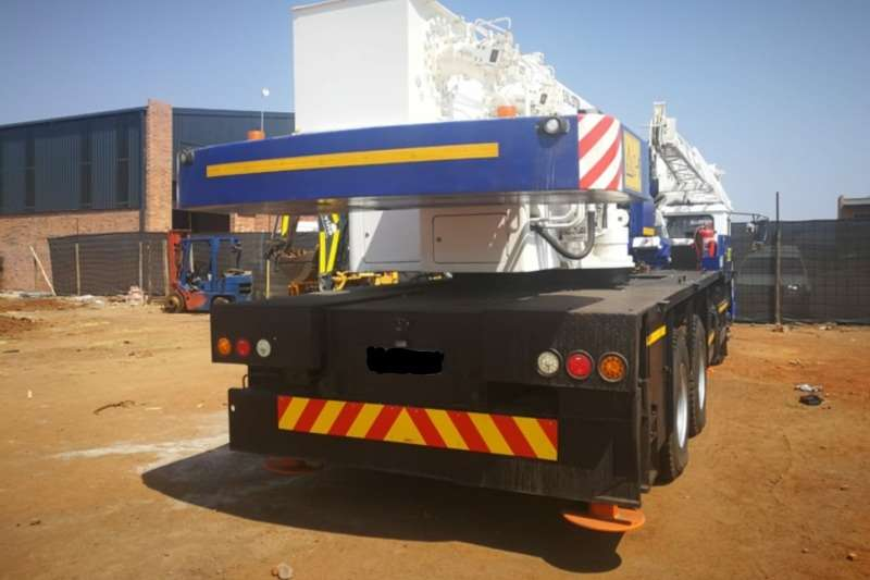 XCMG Truck mounted QY25K Cranes