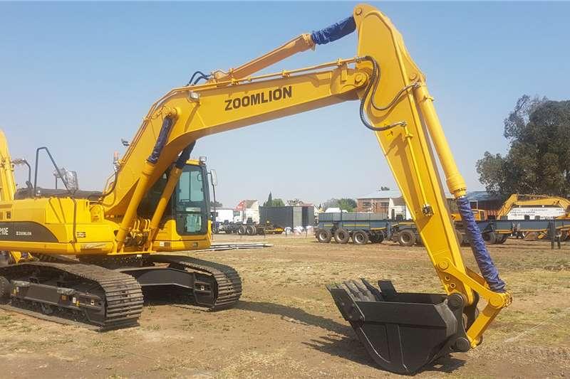 Zoomlion Excavator ZE210E Excavators