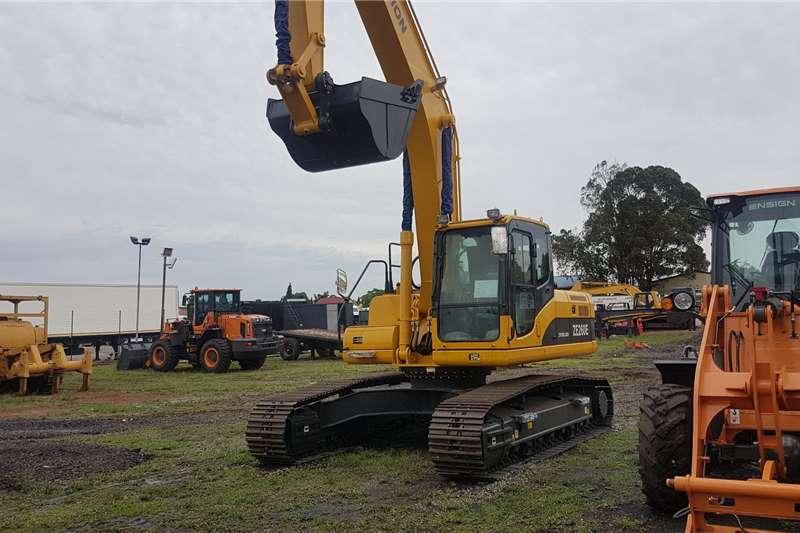 Zoomlion Excavator ZE260E Excavators