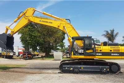 Zoomlion Excavator ZE480 E SP Excavators