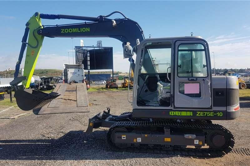 Zoomlion Excavator ZE75E 10 Excavators