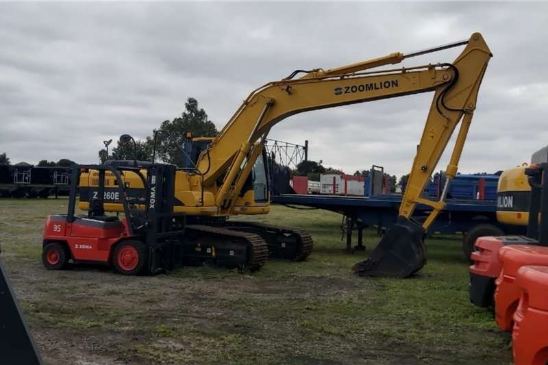 Zoomlion Excavators New ZE 260 Excavator 2020