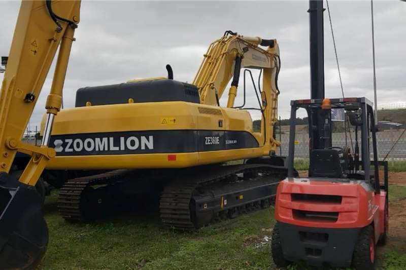 Zoomlion Excavators New ZE 360 Excavator 2020