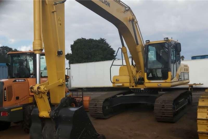 Zoomlion New ZE 360 Excavator Excavators