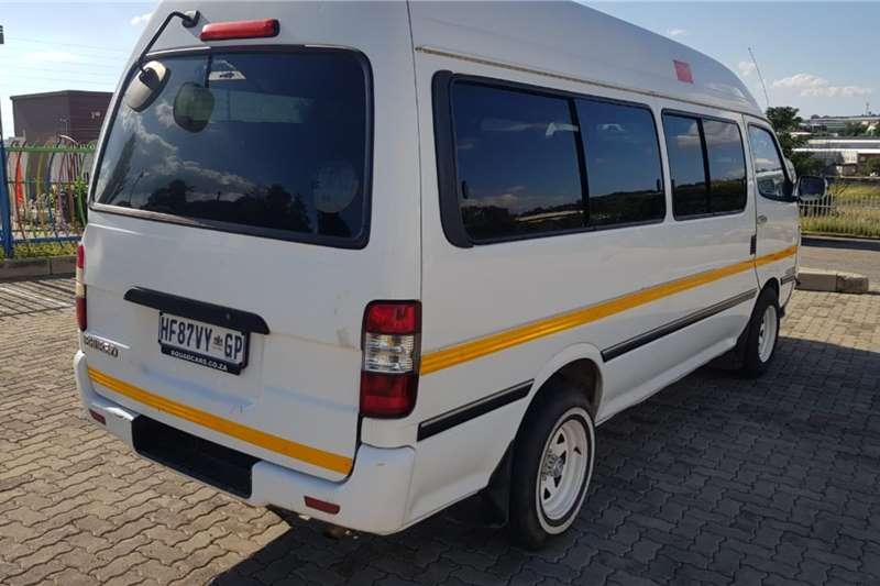 AAD 2018 Golden Journey IBHUBEZI Ibhubezi 2.2i Buses