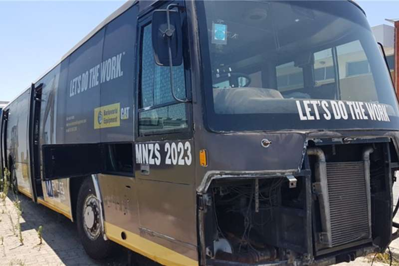 AAD Passenger Bus Buses