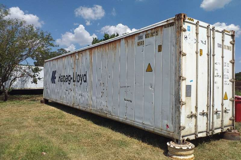 Accessories 12m Thermo King Reefer Body