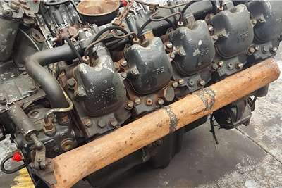 ADE Engines ADE 423N Engine Truck spares and parts