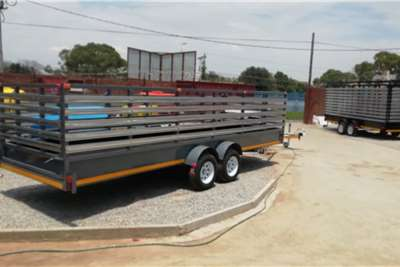 Cub Trailer Advertise trailer
