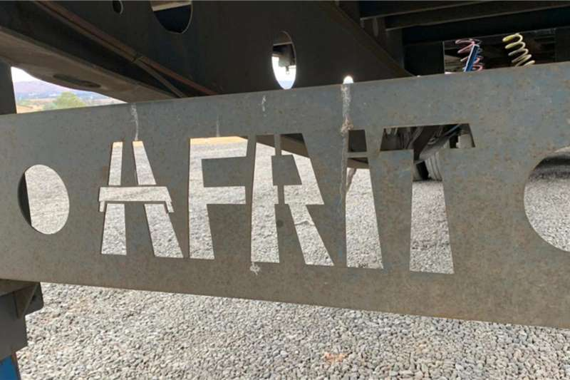 Afrit 2011 Afrit Tautliner Trailer Trailers