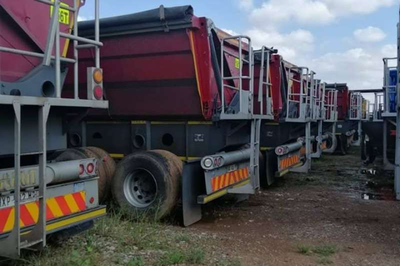 Afrit Trailers 2012 AFRIT TRAILERS  34 TON SUPERLINK 2012