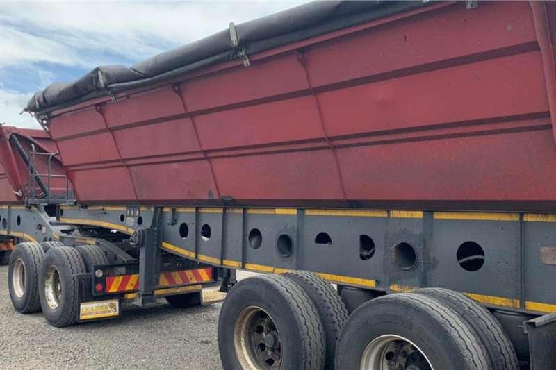 Afrit 2013 Afrit Side Tipper 40m3 Interlink Trailers