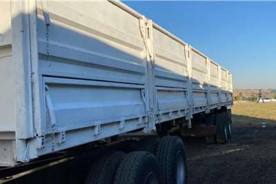 Afrit 2014 Afrit Dropside Superlink Trailer Trailers