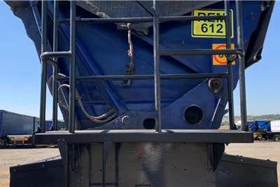 Afrit 2015 Afrit 40m3 Interlink Side Tipper Trailers