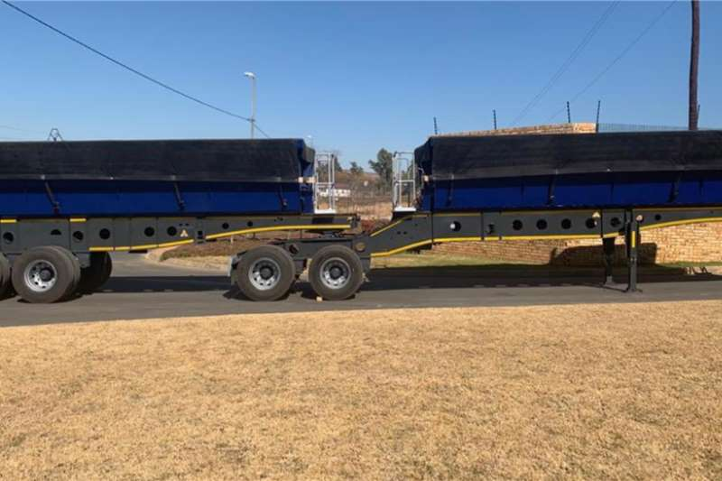 Afrit 2015 Afrit Side Tipper 40m3 Trailers