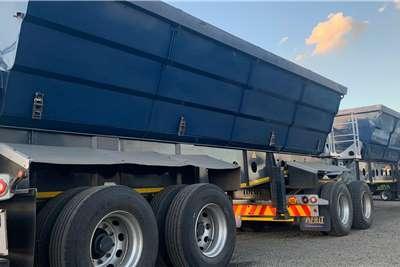 Afrit 2019 Afrit 40m3 Interlink Side Tipper Trailers