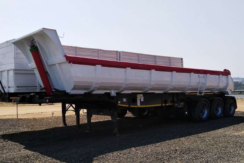 Afrit Trailers AFRIT 22 CUBE SLOPER 2017