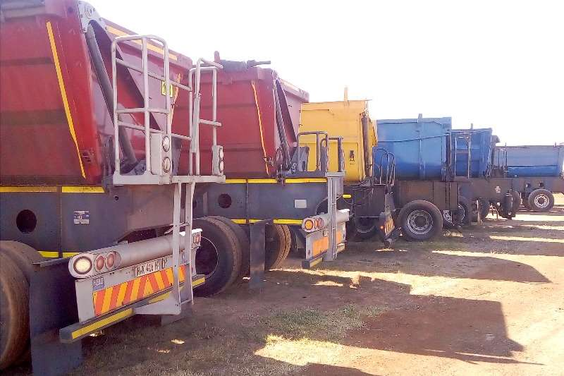 Afrit Trailers AFRIT TRAILERS 2014