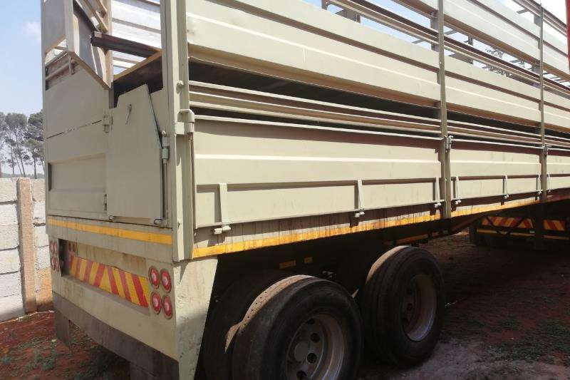 Afrit Trailers Cattle body IDEAL FOR LIVESTOCK