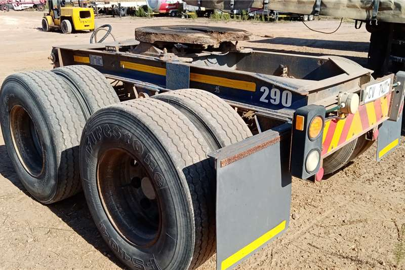 Afrit Dolly Afrit Tandem Dolly Trailers