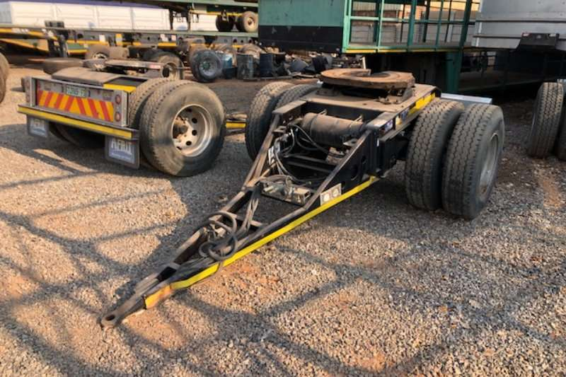 Afrit Trailers Dolly Single Axle Dolly 2015
