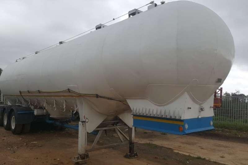Afrit Trailers Dry bulk tanker 1998