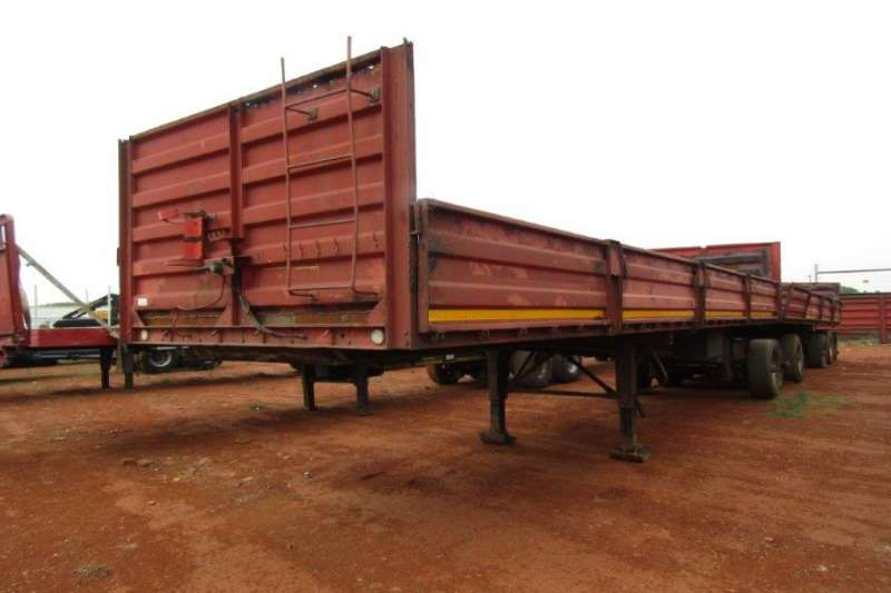 Afrit Trailers Extendable VARIOUS TRAILERS TO CHOOSE FROM