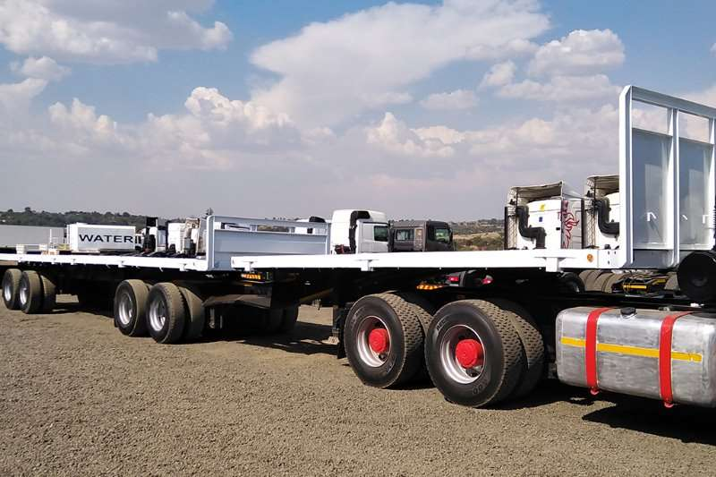 Flat Deck Trailer >> Afrit