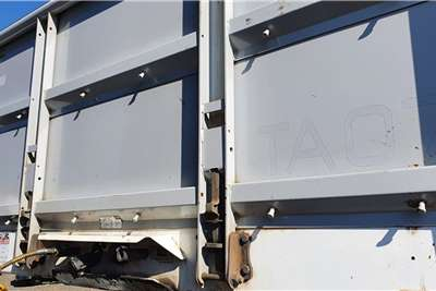 Afrit Flat deck AFRIT TRI AXLE 13.2 M FLAT DECK Trailers