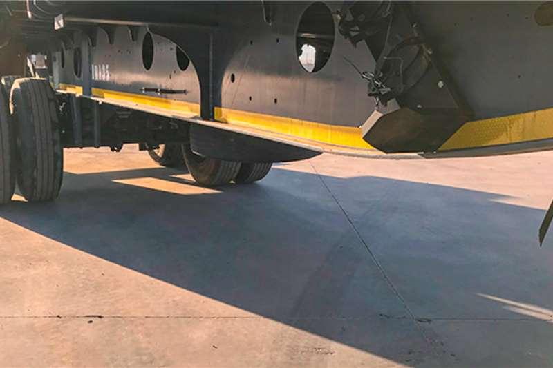 Afrit Flat deck Flatdeck Superlink 6+12m Trailer Trailers