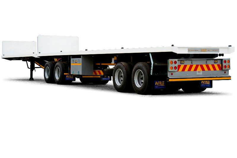 Afrit Trailers Flat deck For Rent