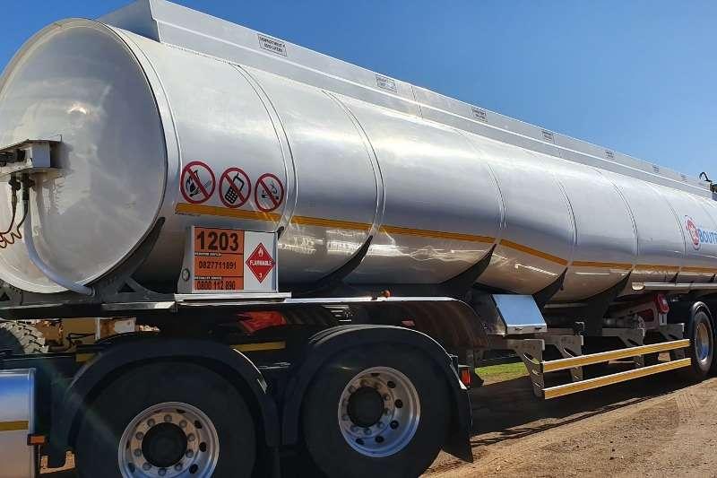 Afrit Trailers Fuel tanker AFRIT 48000lt TRI AXLE FUEL TANKER TRAILER 2016