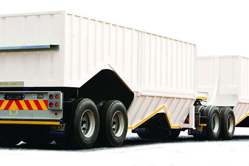 Afrit Trailers Grain carrier For Rent