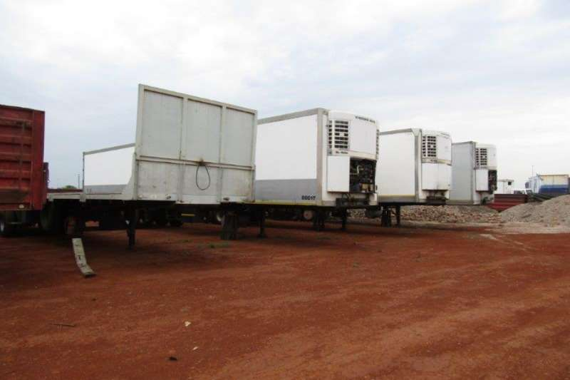 Afrit Trailers Insulated fridge unit VARIOUS FRIDGE TRAILERS TO CHOOSE FROM 2019